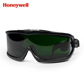 霍尼韦尔(Honeywell)1008111护目镜 电焊工劳保防护眼镜 电焊眼镜 骑行防风沙防强光 1副 定制