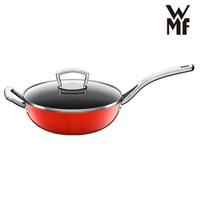 WMF 福腾宝 553675291 不锈钢无涂层炒锅 32cm
