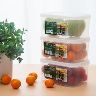 Citylong 禧天龙 H-4047 塑料保鲜盒 900ml