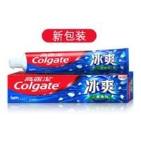 Colgate 高露洁 冰爽三重薄荷牙膏 120g*4支