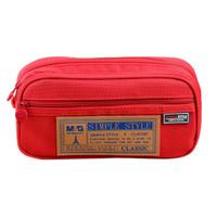 M&G 晨光 APB93598 多功能笔袋 红色