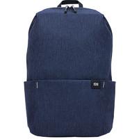 小米背包 小背包 绿蓝拼色 7L