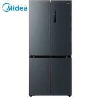 Midea 美的 513升 BCD-513WTPZM(E) 对开门冰箱 一级能效