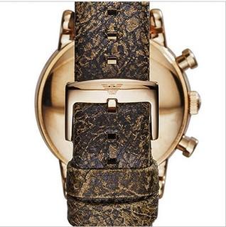 Emporio Armani 安普里奥•阿玛尼 AR1809 男款针扣皮革手表