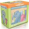 小象和小猪 绘本全套套装(进口原版 精装套装全25册带金属书立)