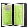户外战儿 足球战术板 便携运动训练教练战术示教指挥板 磁性可擦写折叠演示板