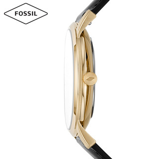 FOSSIL The Minimalist系列 ES4643 女士石英手表
