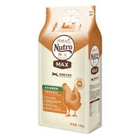 PLUS会员:Nutro 美士 成猫天然全价粮 1.8kg