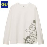 我买的童装 篇八十二:Disney合作款GU极优儿童长袖T恤