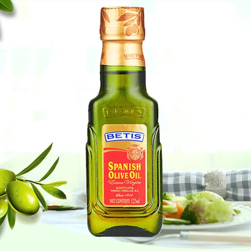 BETIS 贝蒂斯   特级初榨橄榄油  125ml*4