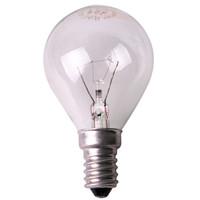 佛山照明(FSL)节能白炽灯泡透明泡E14小口15W 透明球泡