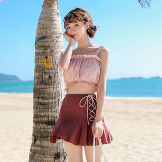 YUKE 羽克 女士泳衣 8995 粉色 M