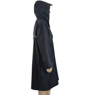 天堂 尼龙绸风雨衣NF-2藏青XL