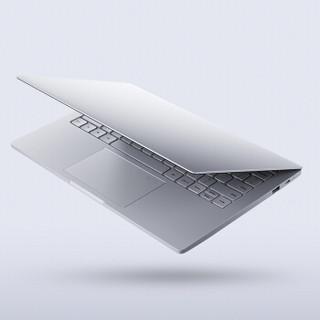 小米(MI)Air 13.3英寸全金属超轻薄笔记本电脑(i5-8250U 8G 256G PCIE SSD MX150 2G独显 72%NTSC FHD 预装Office 指纹版)银