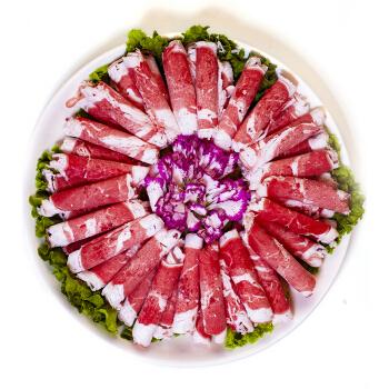 LAOHEQIAO    原切羊肉卷  260g