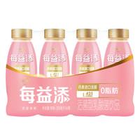 PLUS会员:yili 伊利 百香果味酸奶  350ml *4瓶