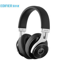 漫步者(EDIFIER)W855BT 立体声头戴式蓝牙耳机 音乐耳机 无线通话 通用苹果安卓手机 拉丁黑
