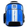 香港YOME小学生书包 双肩背书包 减负儿童书包男 66号公路版 皮质 深蓝色