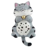 漫踪正版ACTOYS猫铃铛盲盒第三弹喵喵满袋午睡时光猫咪摆件手办