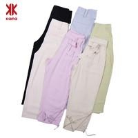 KAMA 卡玛 8319351 女士直筒休闲裤