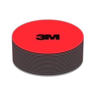 3M 强力双面胶 直径30mm*0.8mm厚 5片装