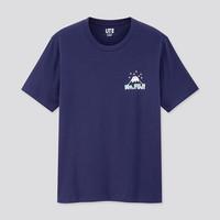 UNIQLO 优衣库 NIPPON MIYAGE 427600 男士印花T恤