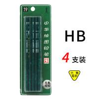 中华牌 101绘图铅笔 HB 12支装