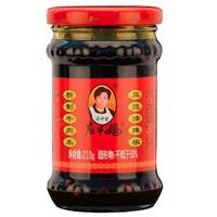 老干妈 牛肉末豆豉油辣椒酱 210g 1000瓶