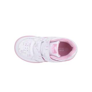 江博士Dr.kong宝宝学步鞋秋季婴儿鞋B14183W022白/粉红 23
