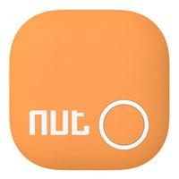 NUT 2 蓝牙防丢器 手机防丢神器 车钥匙钱包防丢定位寻找器 智能防丢贴片 阳光橙