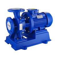 开利 IHW100-200不锈钢卧式化工离心泵 功率22KW 流量100 扬程50m 380v 口径4寸(定制)