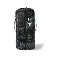 安德玛 UA 强森牛头Rock双肩健身包旅行背包