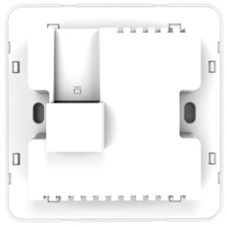 水星(MERCURY) 1200M双频无线面板式AP 企业级酒店全屋wifi接入点 千兆端口 支持POE供电MIAP1200GP