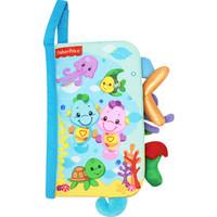 PLUS会员:Fisher-Price 费雪 幼儿启蒙玩具 安抚海马布书