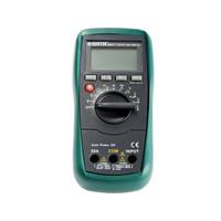 世达(SATA)03017 带温度测量数字万用表