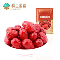 HONEY WEST 楼兰蜜语 新疆红枣 500g/袋