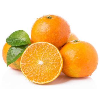 京觅 爱媛38号 果冻橙柑橘 2.5kg *7件