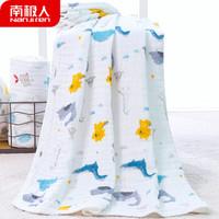 Nan ji ren 南极人 婴儿浴巾 *5件