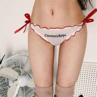 GEEZORO bzm44512 系带可爱少女内裤
