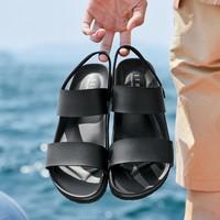 Semir 森马 BYBT1107TK 男士 沙滩鞋两穿懒人鞋