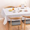 意尔嫚 桌布家居 加厚现代简约印花布艺茶几布 北欧风餐桌布台布 110*140cm 树叶
