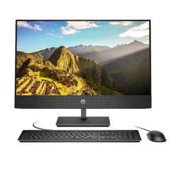 HP 惠普 600 G5 AIO 21.5英寸台式机 酷睿i3-9100T 4GB 128GB SSD+1TB HDD