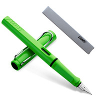 LAMY 凌美 Safari狩猎者 F尖钢笔 绿色