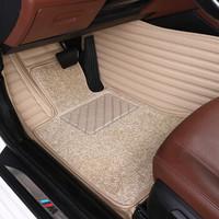 十虎 特斯拉汽车系列脚垫专用于MODEL S MODEL X MODEL3系列洗速干防水防滑超弹丝全包围丝圈脚垫