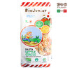 碧欧奇(Biojunior)意大利进口婴幼儿双有机辅食小麦蔬菜混合无盐宝宝面条200g(10个月以上)小圆圈
