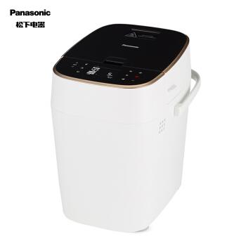 松下面包机 SD-MT1000自定义家用智能面包机全自动多功能和面发酵 白色
