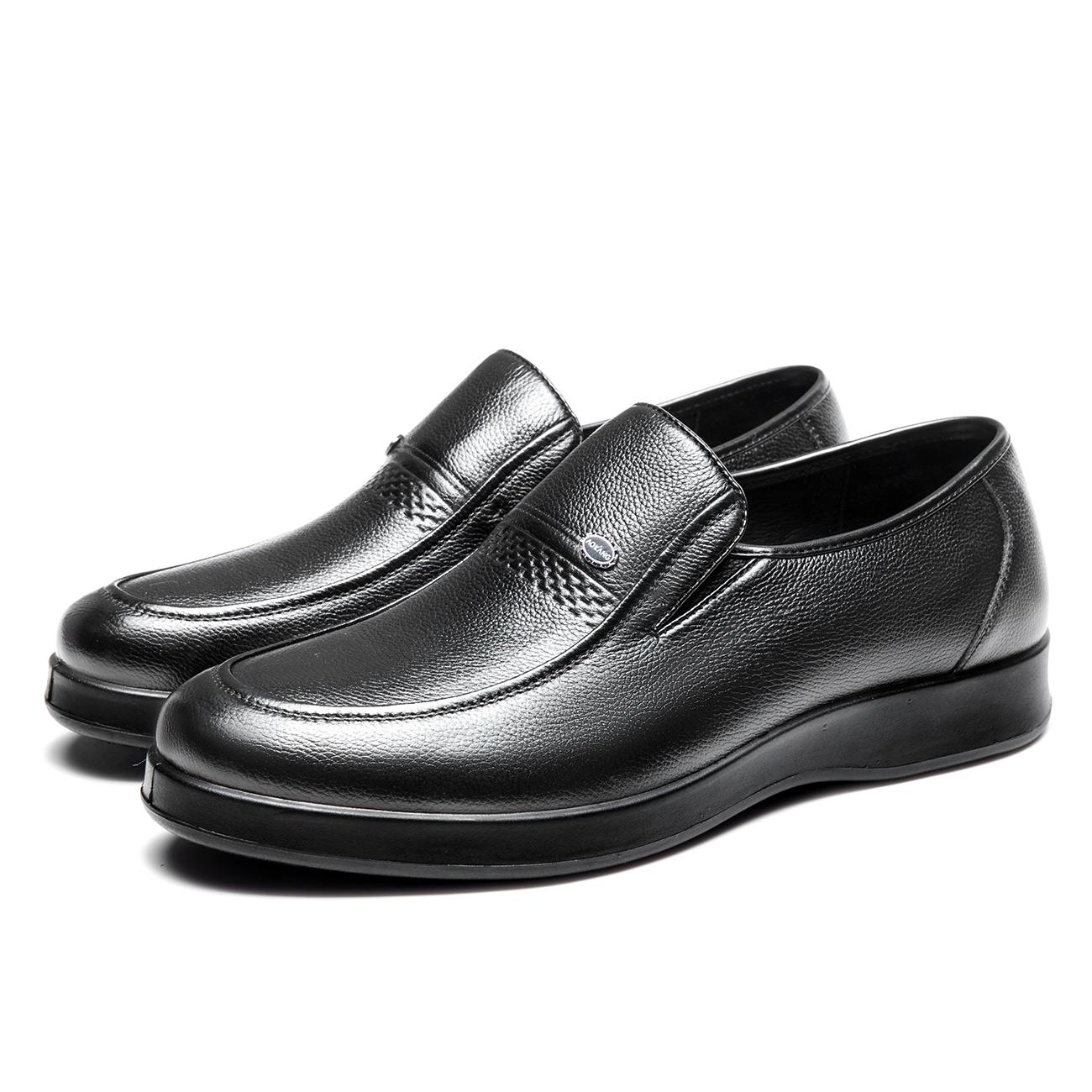 AOKANG 奥康 183331167 男士商务休闲鞋 黑色 40