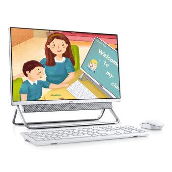 DELL 戴尔 灵越AIO 5491 23.8英寸 一体机电脑(i5-10210U、8G、256G+1T、MX110 2G)