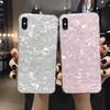 锐普 iPhone 6至11 炫彩贝母 硅胶手机壳