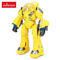 RASTAR 星辉 76960 太空1号 遥控智能大型机器人 黄色